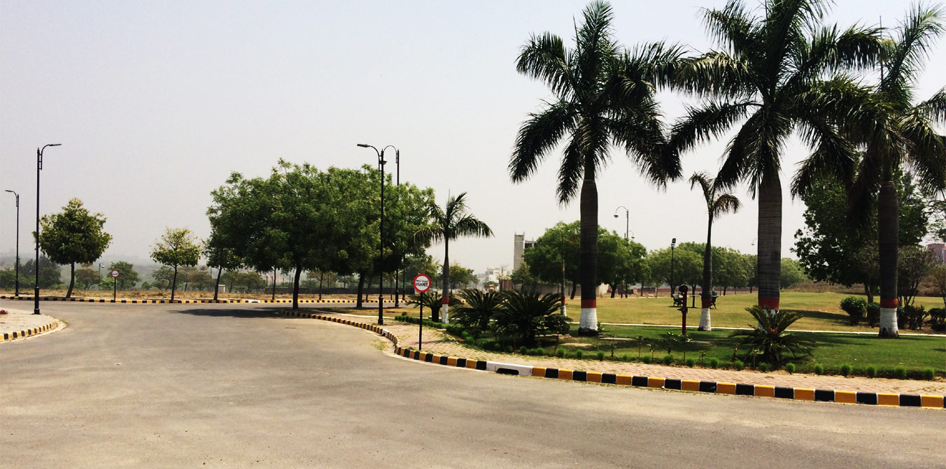 plots in lakewood city faridabad